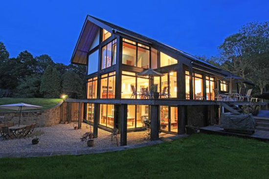 10 Best Eco Homes In Britain Flat Pack Houses