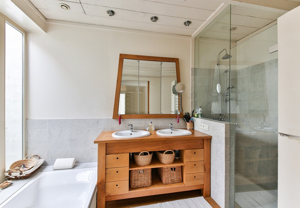 Bathroom Design Tips Flat Pack Houses