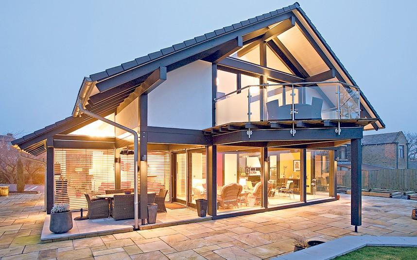 Flat Pack Hybrid Homes - Flat Pack Houses