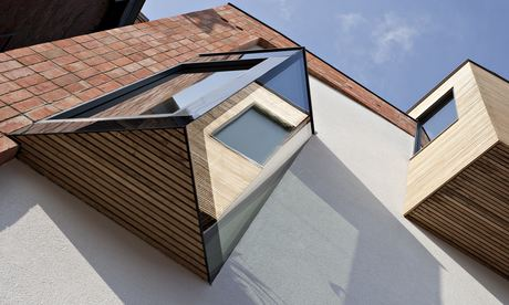 Zero Carbon House, Balsall Heath, Birmingham