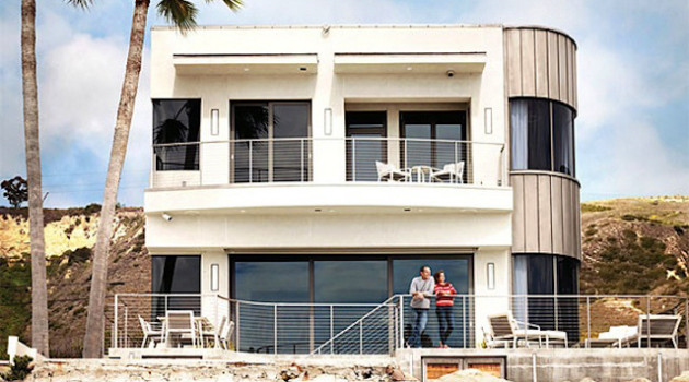 Bryan Cranston's Beach House
