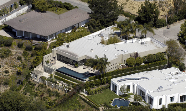 Tobey Maguire's House