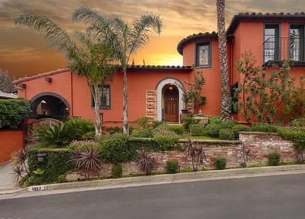 Pamela Anderson's Home