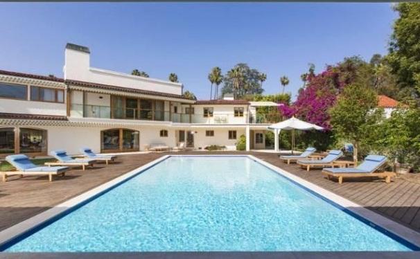 Beverly Hills Bruce Willis