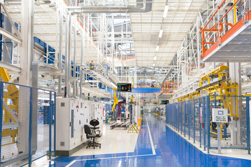 Manufacturers Take Hold of Energy Efficiency Imperative
