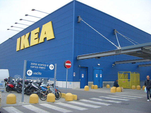 Ikea's furniture sales surge show that Flat-Pack is making a recovery