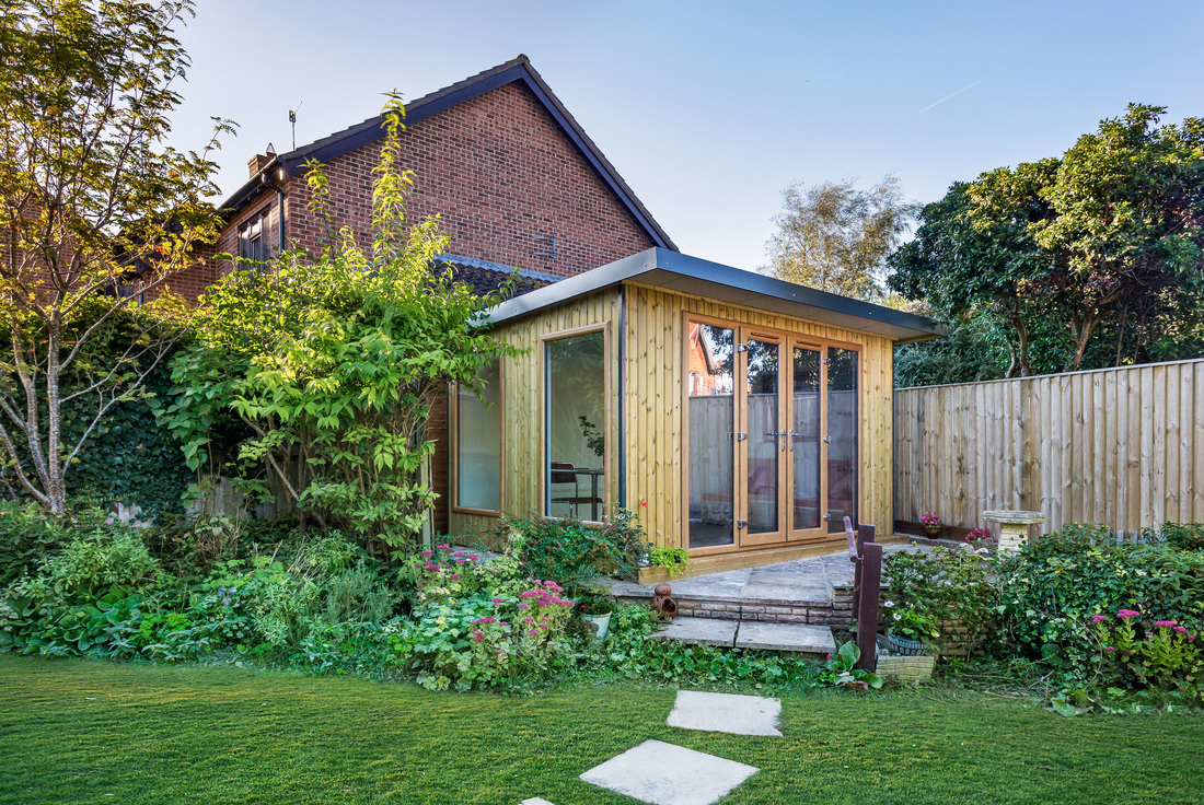 3 Tips for an Ideal Garden Office
