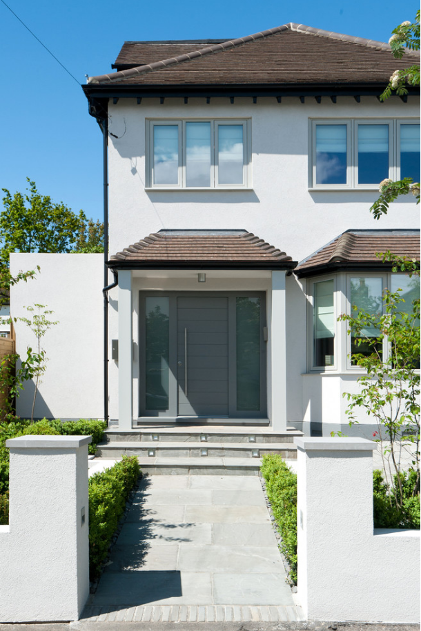 A Modern Family Home in South London