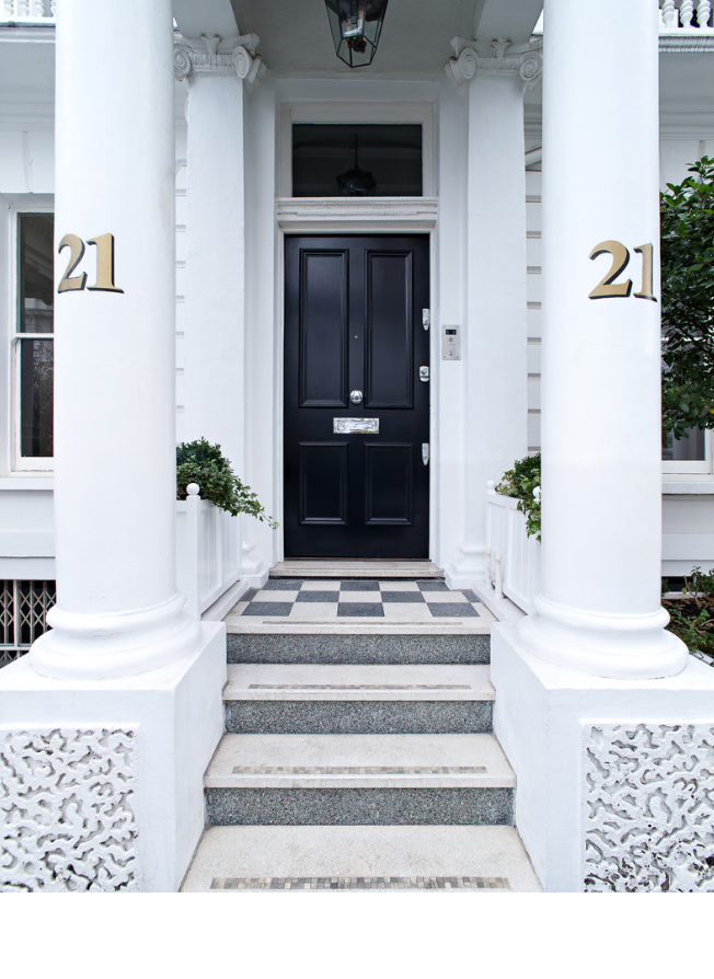 This Gorgeous London Townhouse is an Interior Design Dream