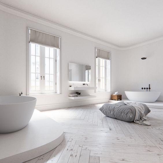 Proportioned Bathroom Furniture