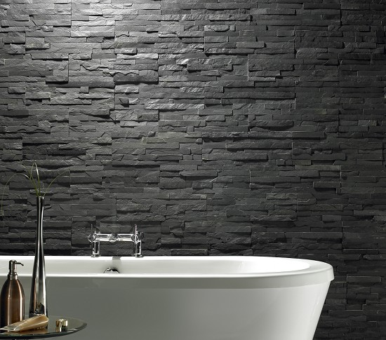 Key Bathroom Design Trends: Using Dark Colours to Decorate the Space
