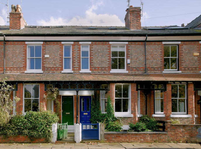 Sash windows – How to draught proof them without loosing character