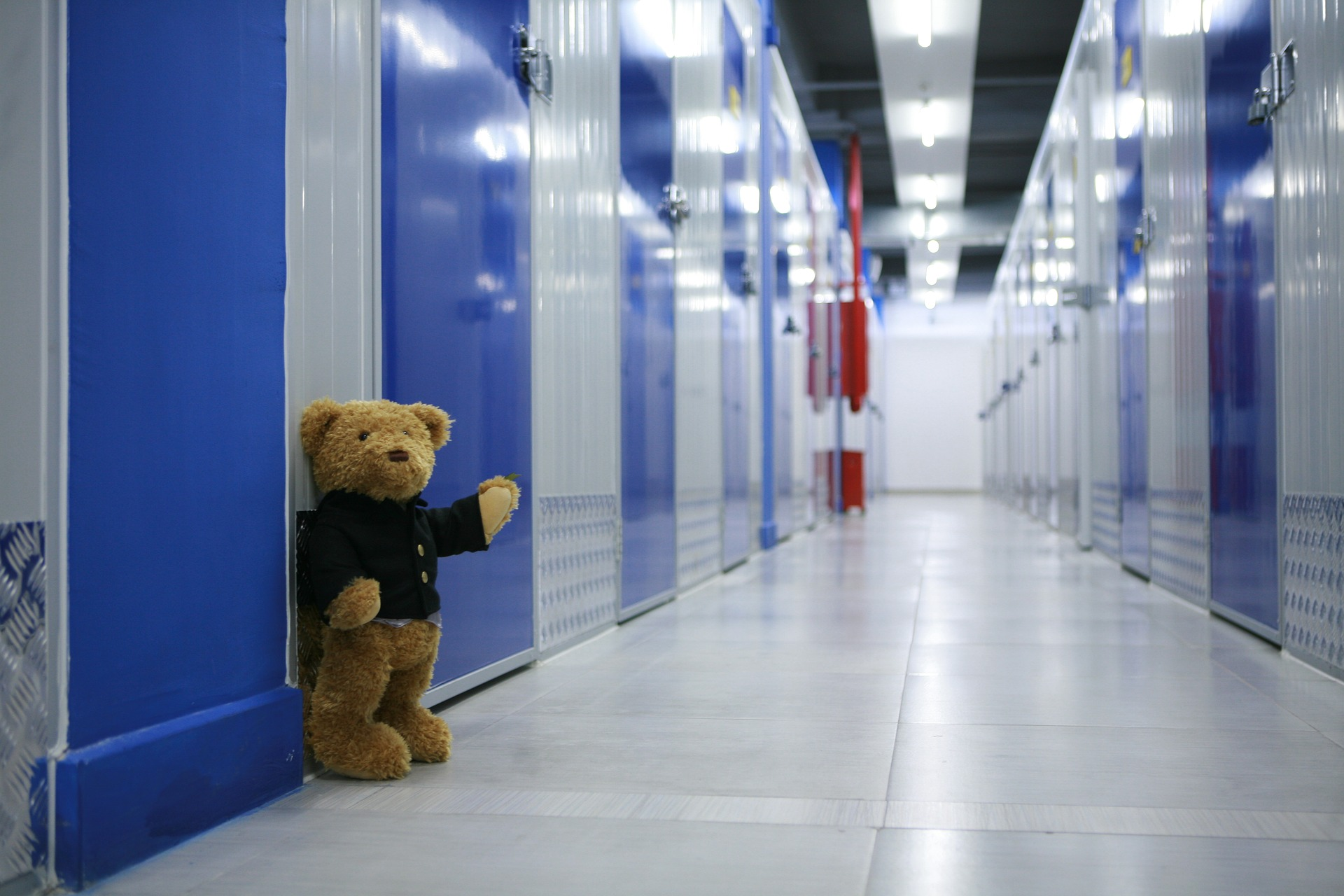 Self Storage – When Your Home Simply isn't Big Enough