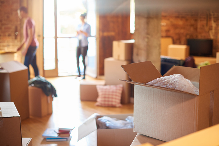 Top 5 Packing Hacks When Moving House