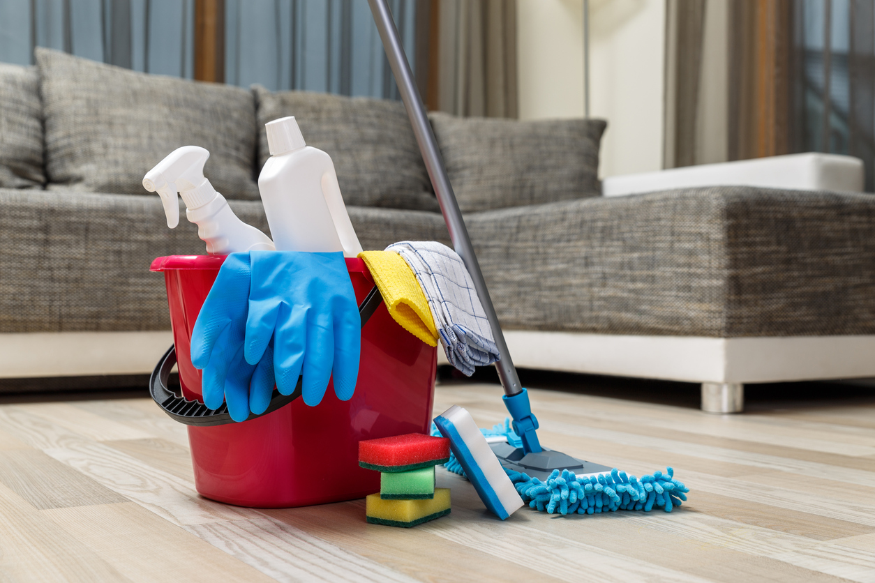 Get Your House Ready For Spring
