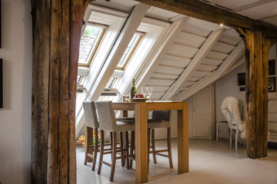 Touch The Stars: Make Your Attic Into An Observatory