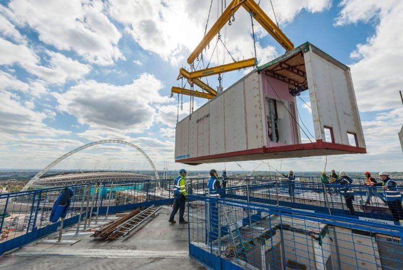 Is Modular Construction the Future?