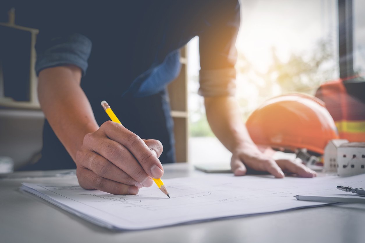 How you can get into property development
