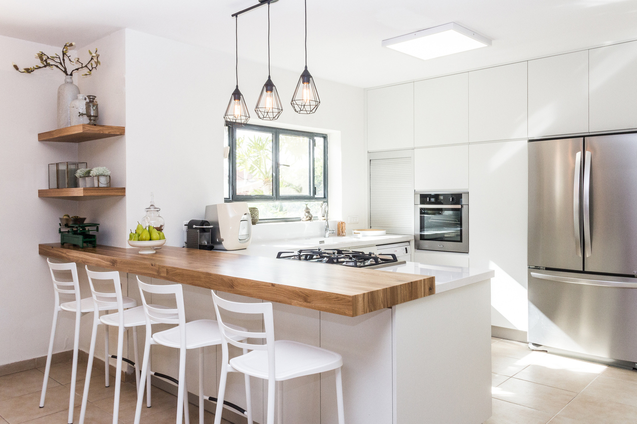 6 steps to creating the perfect kitchen space