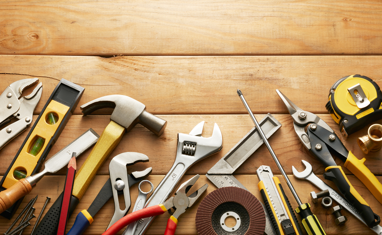 The young adult's guide to DIY
