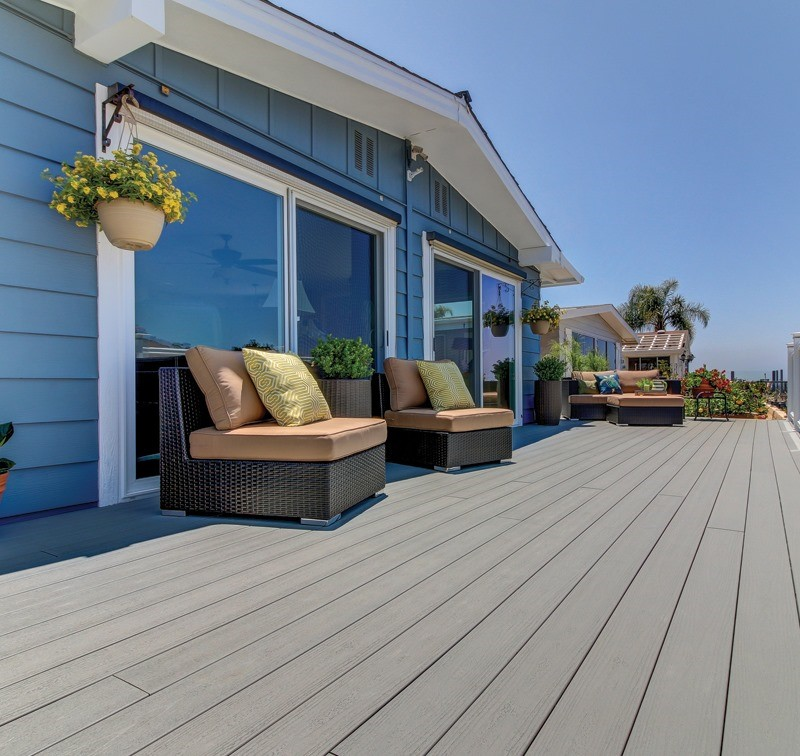 Things to Consider When Choosing Decking