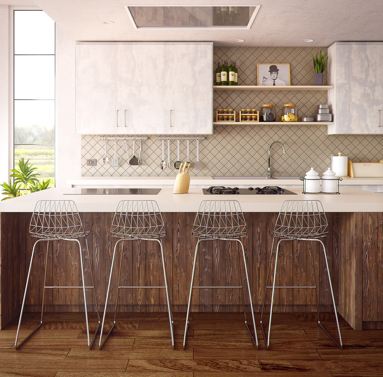 Kitchen Makeovers: How to Modernise your Kitchen without a full-scale Renovation