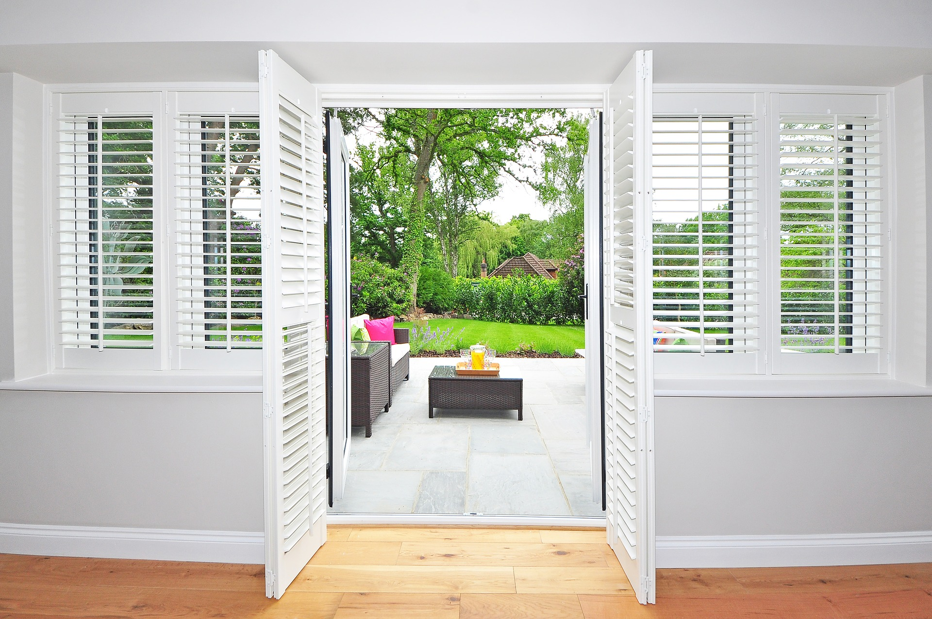 How Window Shutters Can Increase Home Energy Efficiency