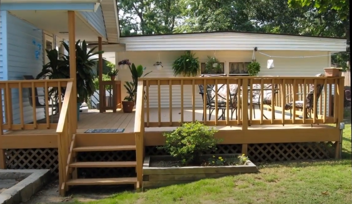 How Your Deck's Design May Attract Rodents