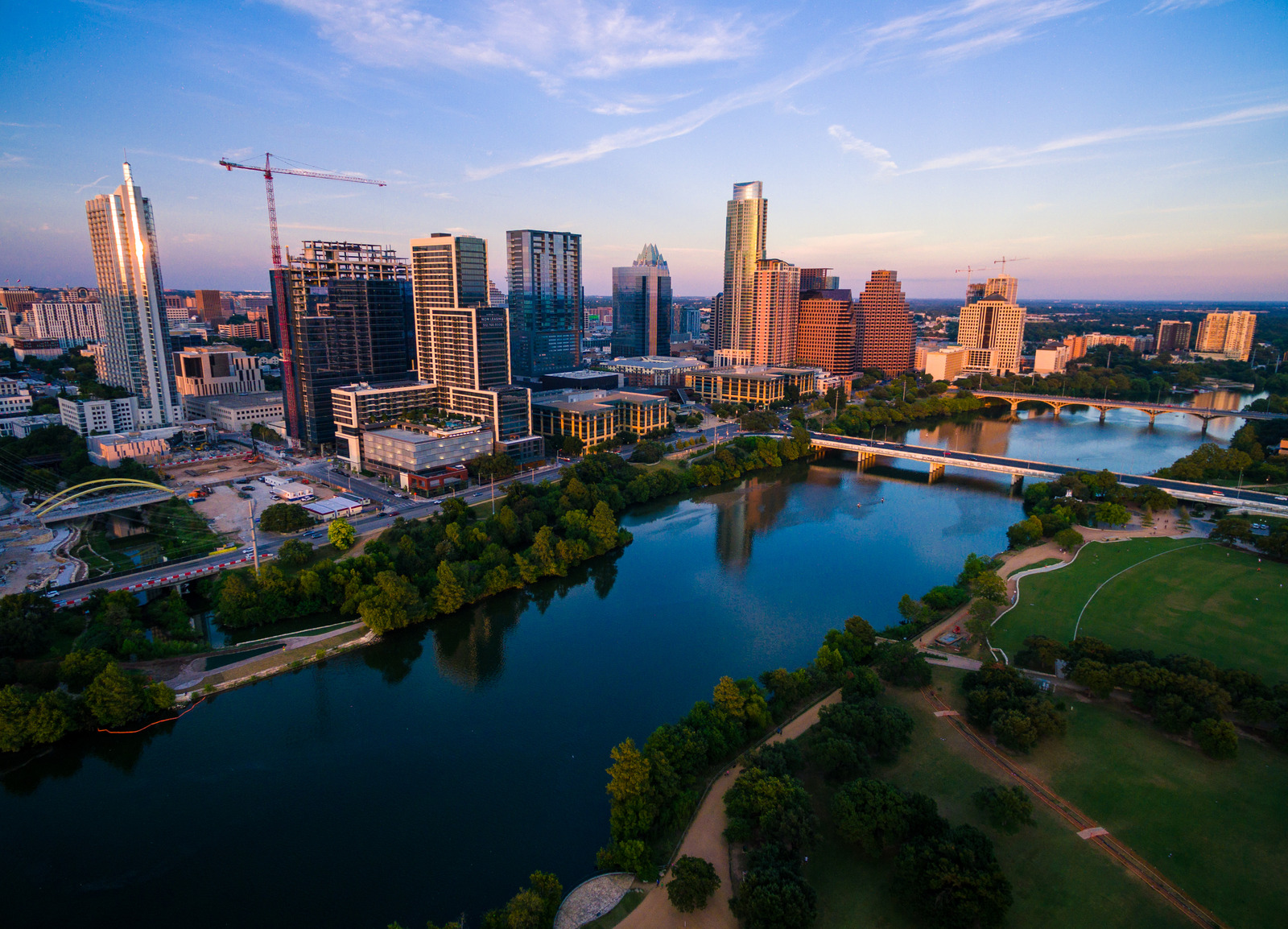 Benefits of buying land in Texas