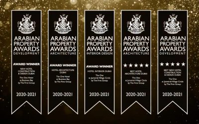 The First Group Scoops Five Arabian Property Awards