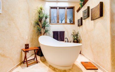 3 Stylish Bathroom Wall Decor Ideas