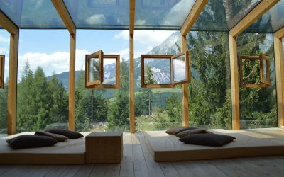 What is a Glass Extension?
