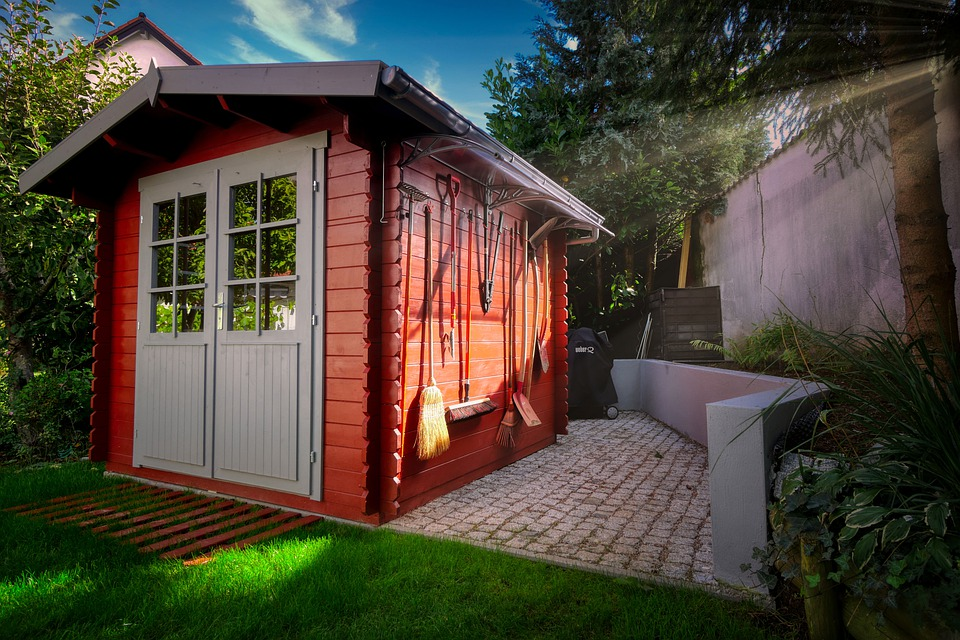 Why Having a Garden Shed is an Excellent Idea