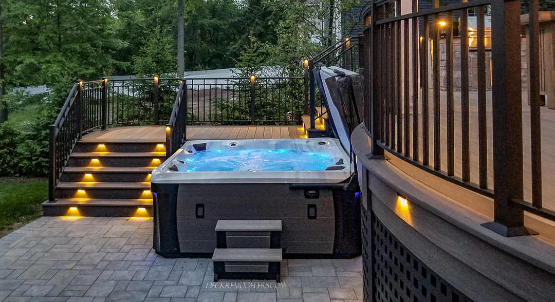 Are hot tubs good for property values?